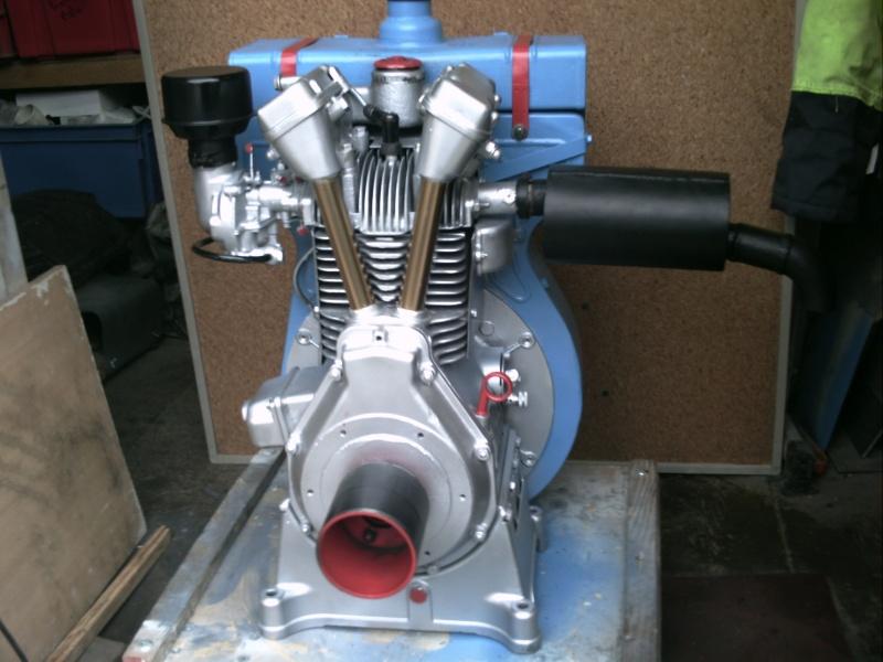 Reglage moteur bernard w112