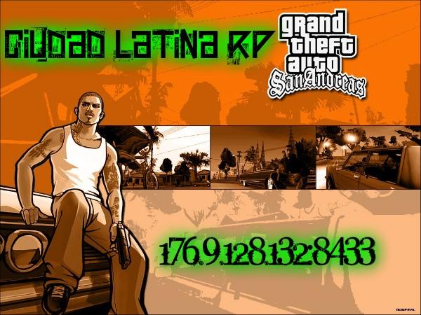 Bienvenidos a Ciudad Latina Rp