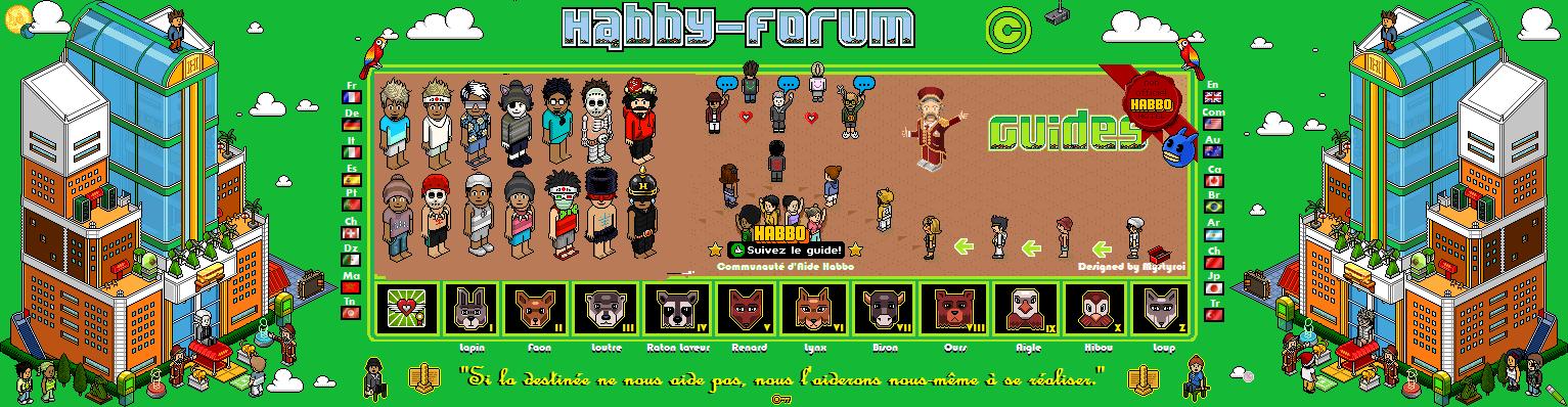 Habby Forum