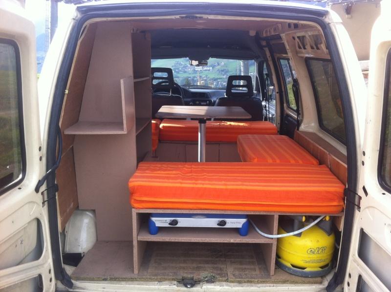 car amenagement camping vehicule utilitaire pictures. Black Bedroom Furniture Sets. Home Design Ideas