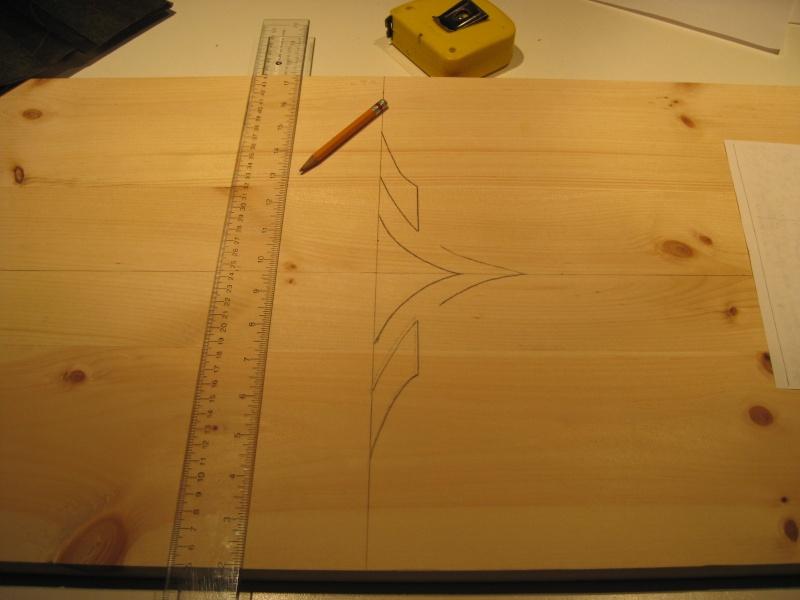fabrication coffre en bois pour munitions