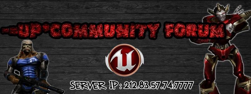 UT99 -=UP* Community Forum