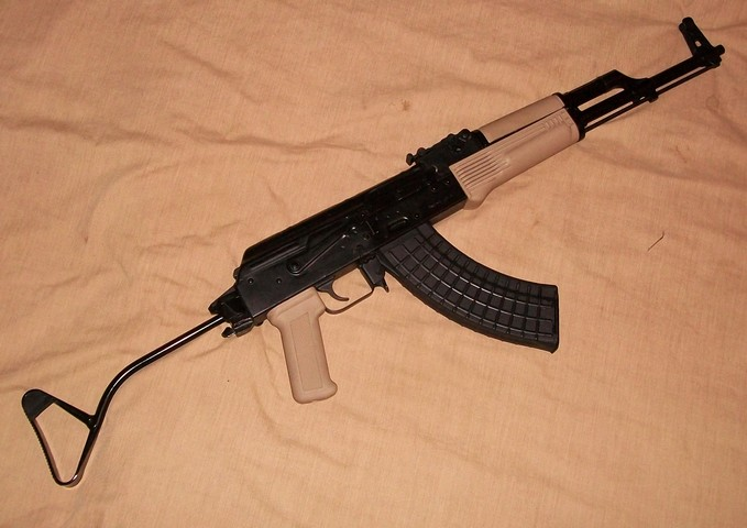 Why do people think so highly of egyptian aks ar15 1 maadi with tactical taupe kvar upfront and a german folder altavistaventures Choice Image