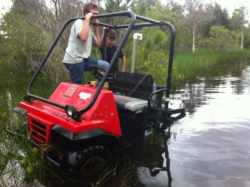 kawasaki mule 2510 corbett hunting buggy project