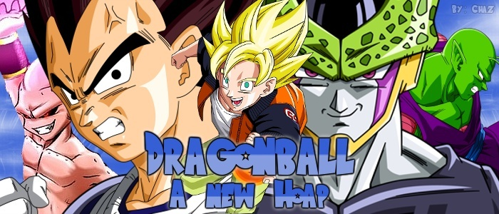 Dragon Ball Shattered Hope IV: A New Hoap