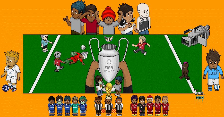 Wibbo Soccer