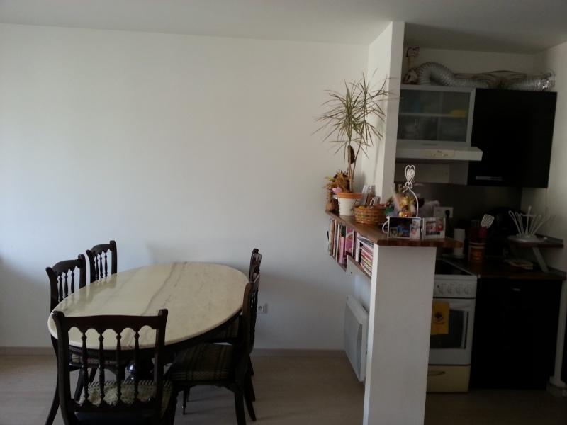 Cuisine ouverte sur salle manger et salon - Salon ouvert sur salle a manger ...