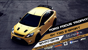 FORD FOCUS TROPHY BY T2G